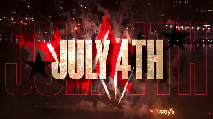 The Macy's 4th of July Fireworks Spectacular is only a few days away!   Hosted by: American Ninja Warrior's Akbar Gbajabiamila, Matt Iseman, and Kristine Leahy Performances by: Jennifer Lopez, Lady Antebellum, Sheryl Crow, Brad Paisley, Charlie Puth and Hailee Steinfeld