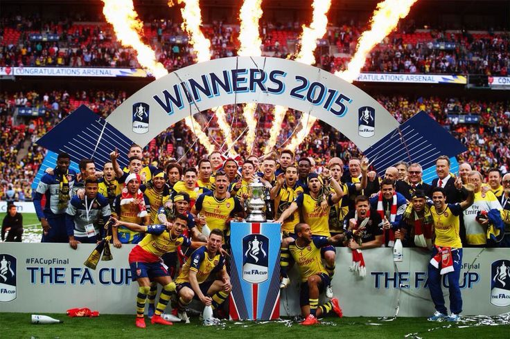 I am proud to love Arsenal
