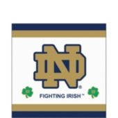 Notre Dame Fighting Irish Lunch Napkins 16ct- College Teams- Sports Theme Party- Theme Parties - Party City