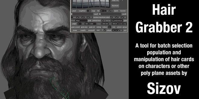 Free Hair Grabber 2 By sizov – zbrushtuts
