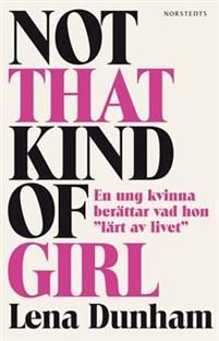 """Lena Dunhams tv-serie Girls, där hon själv spelar huvudrollen, har gjort succé världen över och i sin bok återkommer hon till och spinner vidare på de teman som gjort serien så omåttligt populär.""""Den här boken innehåller berättelser om underbara nätter med vidriga killar och vidriga dagar med underbara vänner, om ambitioner och de två livskriser jag genomgick före tjugo års ålder. Om mode och dess många tvångströjor. Om att visa upp sin kropp offentligt, vara tvungen att hävda sig på ett…"""