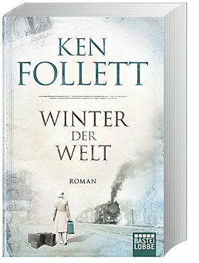 Die Jahrhundert-Saga Band 2: Winter der Welt Buch portofrei