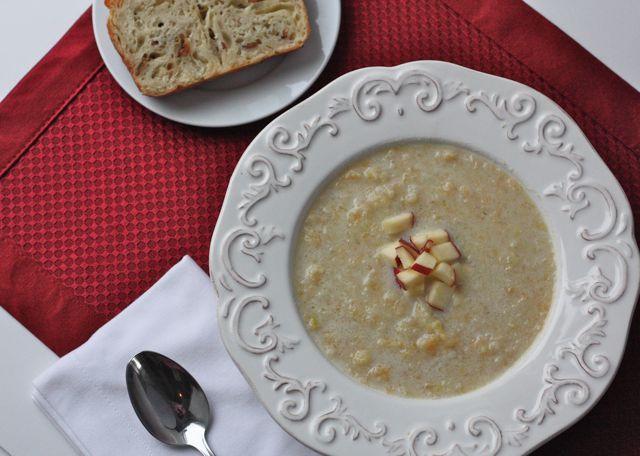 Winter White Soup | Recipes - Soups | Pinterest