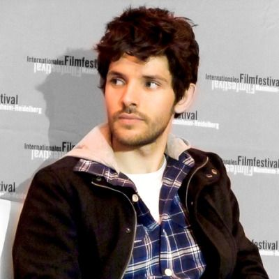 colin morgan -press for Parked