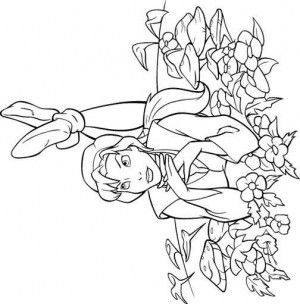 Excalibur coloring page 6