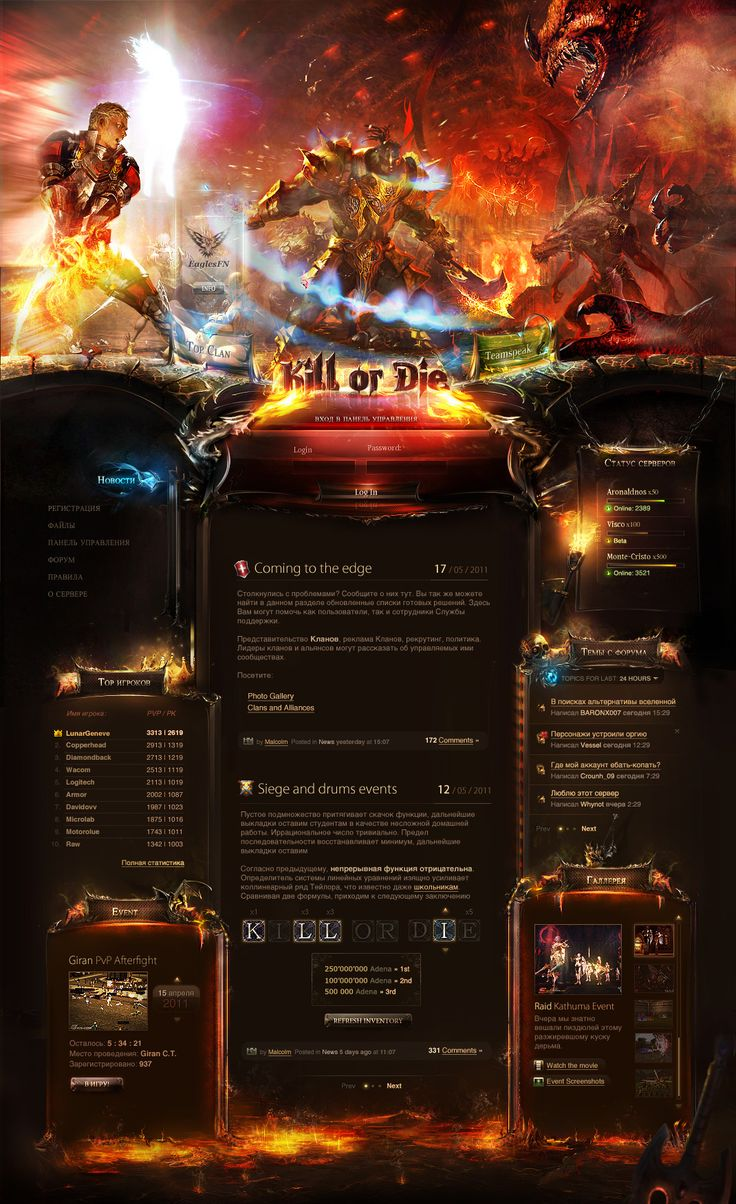 Kill or Die by zygat3r.deviantart.com on @deviantART