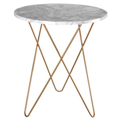 Best 25 metal side table ideas on pinterest silver side for Marmor beistelltisch