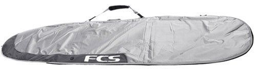 The FCS Dayrunner stand up paddle bag is the ideal bag for day-to-day mobility and protection from your car roof, bus or bike. It offers more insulation than a board sock, without the cost and weight of a travel bag. Made of heat resistant material and 5mm padding, this SUP bag features a padded...