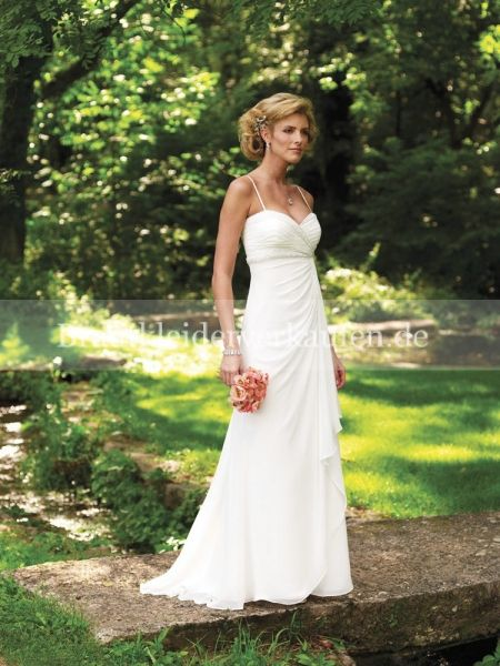 Jenny Brautkleider 2013 Online Blog: Kommissionierung eine einfache Hochzeit am Strand Kleid