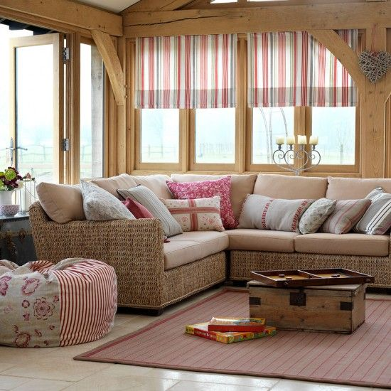 The 107 best images about conservatories on pinterest for Conservatory interior designs