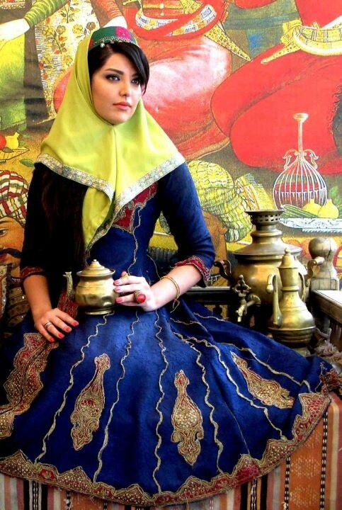 Persian fashion