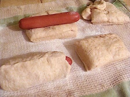 Homemade Pigs In A Blanket: From Scratch In An Hour!