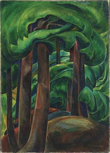 Western Forest - Emily Carr