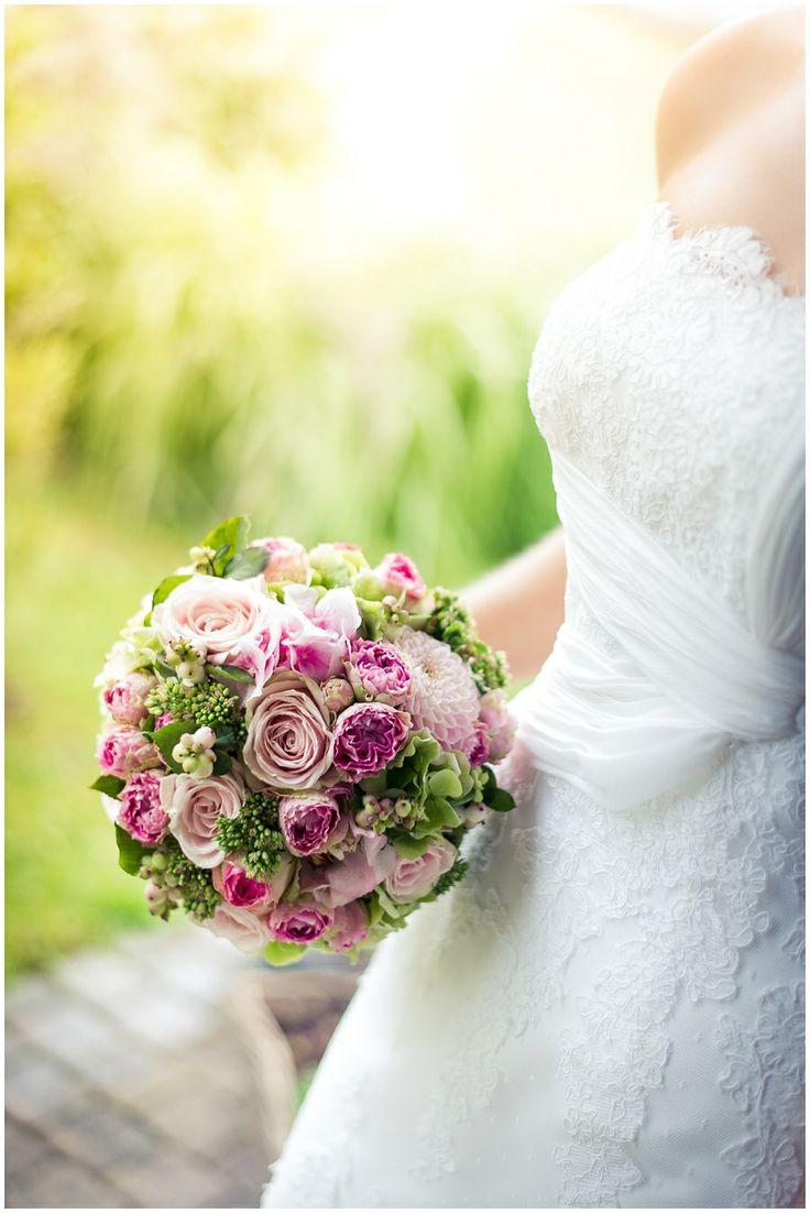 Hochzeitsstrauß rosa