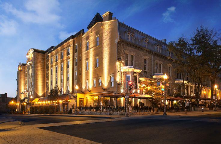 Hotel Chateau Laurier Quebec - Quebec City