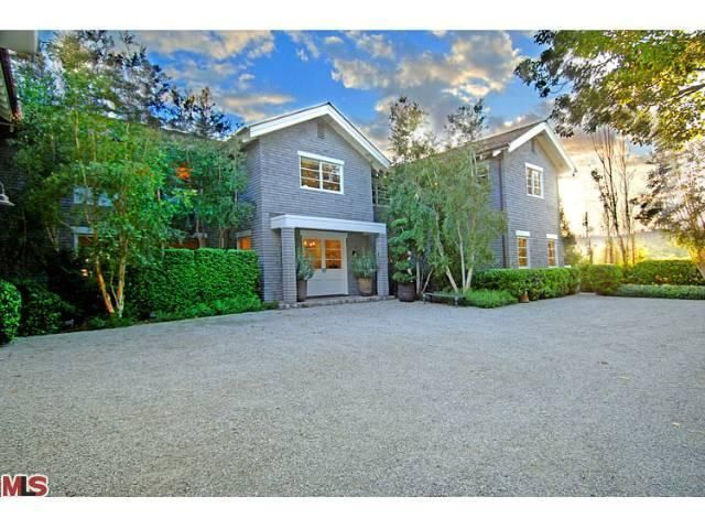 Long gated private driveway leads to contemporary farmhouse of unparalleled quality, timeless design, the finest materials & accoutrements. Construction was completed in 2007. Highlights include: most dramatic 2-story living rm w/ floor to ceiling sliding windows that open to covered veranda.