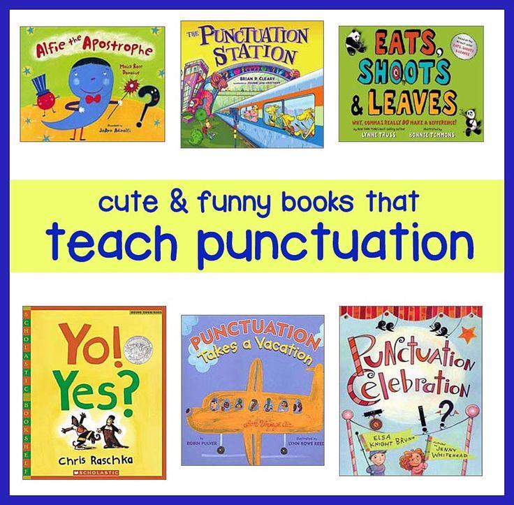 Ber ideen zu teaching punctuation auf pinterest - Anker englisch ...