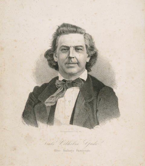 NielsGade - Niels Wilhelm Gade – Wikipedia, wolna encyklopedia