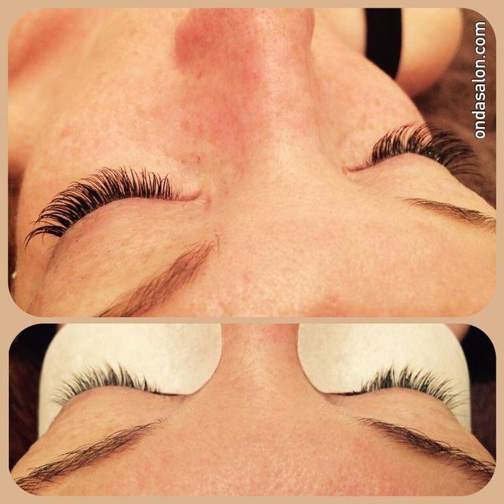 Extensiones de pestaña - eyelash extensions by Onda Beauty Team. #OndaSalon  #extensionesdepestaña #eyelashextensions #extensionesdepestañabarcelona #eyelashextensionsbarcelona  #barceloneta #barcelona #centrodeestetica #estetica #beautysalon #beautysalonbarcelona #centrodeesteticabarcelona  www.ondasalon.com/centro-de-estetica-barcelona/