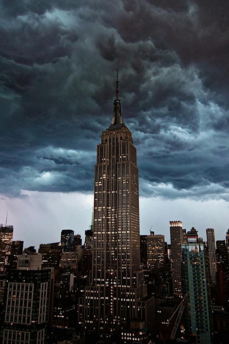 Empire State Building Peter Mckinnon