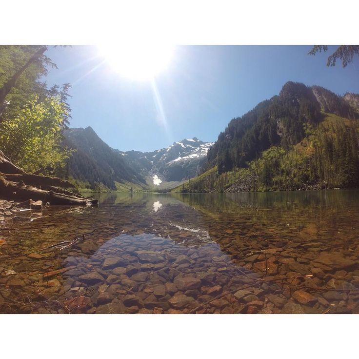 Goat Lake, Mt. Baker - Snoqualmie National Forest