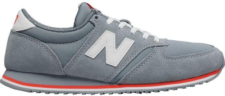 New Balance 420 Suede/Mesh Shoe