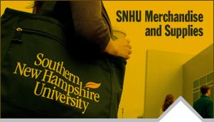 Looking for some swag? Check out the Campus Store and show off your #penmenpride | SNHU