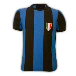 retro 1960s Inter Milan Home Shirt