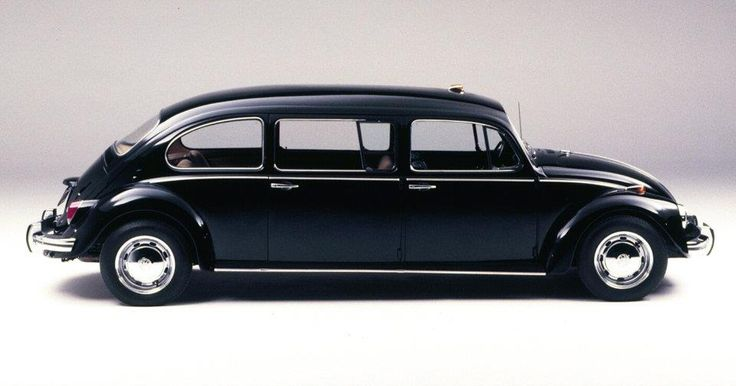 """1969 VW Von Limo. Custom made for the President of VW America.. This is the original coach built VW limo. Used in International VW advertising. And used by John Wayne to accept his Academy Award for """"True Grit"""""""
