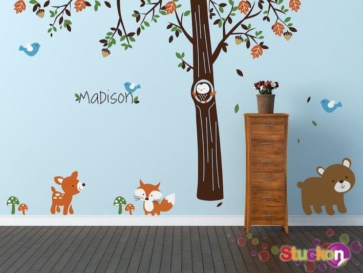 Forest Friends | stuckon.com.au