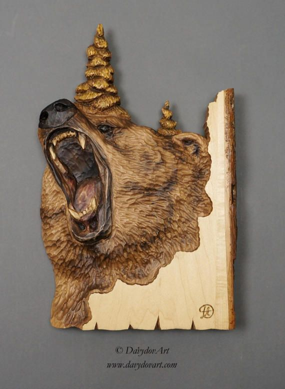 Hey, I found this really awesome Etsy listing at https://www.etsy.com/listing/261980769/grizzly-bear-carving-wood-carving-with