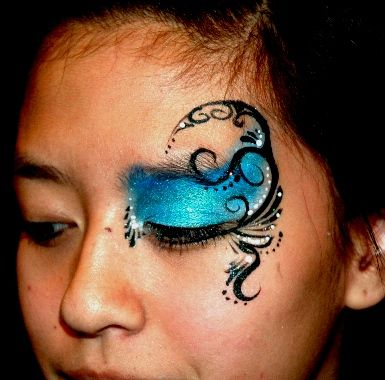 93 Best Images About Face Paint Eye Designs On Pinterest