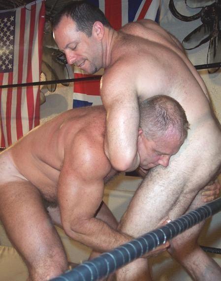 Gay Porn Wrestling 113