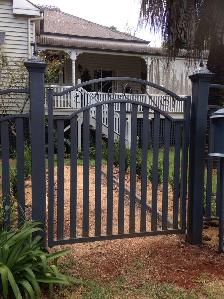 Lyla Pedestrian gate  www.gatesandfencingonline.comau