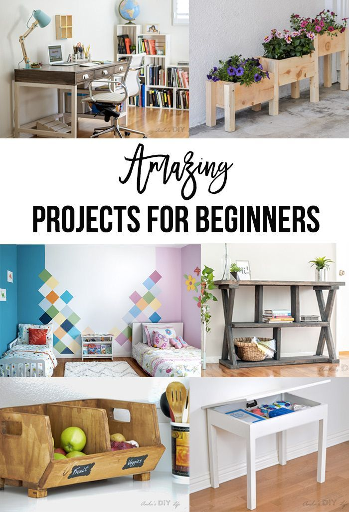 Best Diy Projects Of 2017 Your Top 10 Favorites Diy Furniture Projects Cool Diy Projects Diy Wood Projects