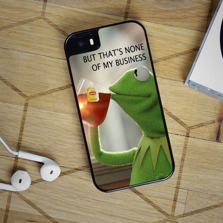 That's NONE Of My Business On