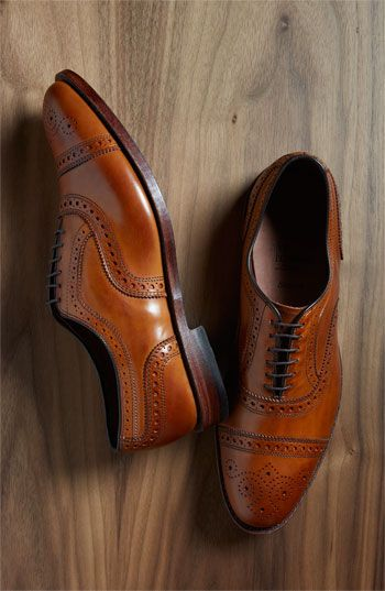 Allen Edmonds - Strand - Cap Toe - $345 A bit expensive, but not much really compares to the quality. Not sure if I'm ready to drop this much for a shoe, but it is a heck of a shoe.