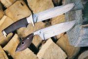 Galerie - Petr Janda - Výroba nožů