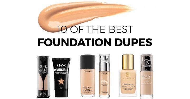 Mac Foundation Dupe Flawless Skin Routine I Black Opal
