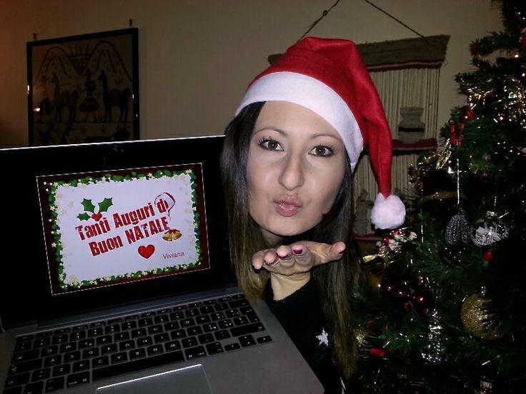 Buon Natale da Viviana!