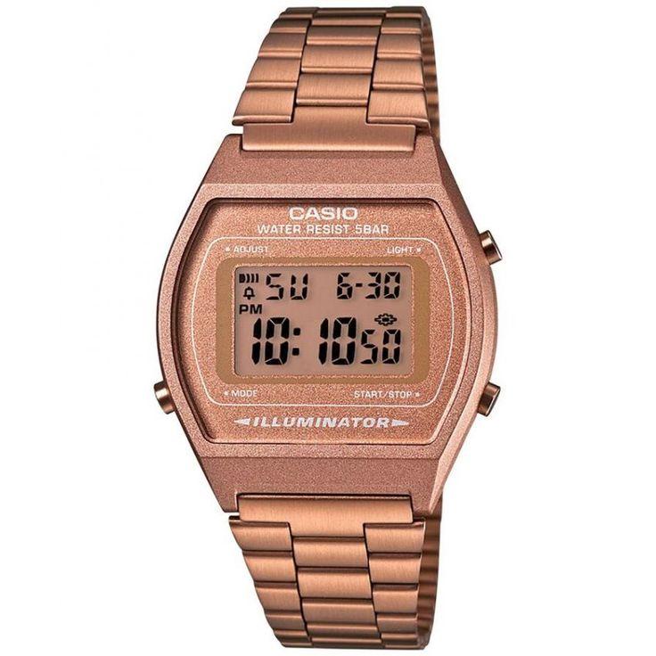 Compra Reloj Casio Vintage B-640WC-SADF -Oro Rosa online ✓ Encuentra los mejores productos Relojes de licencia hombre Casio en Linio México ✓