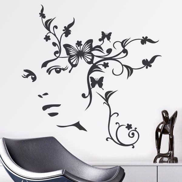 133 best top vinilos decorativos images on pinterest for Vinilos mariposas