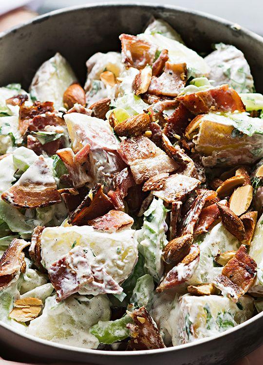 How to make Potato Salad with Smoky Dressing