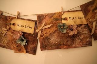 Altered envelopes