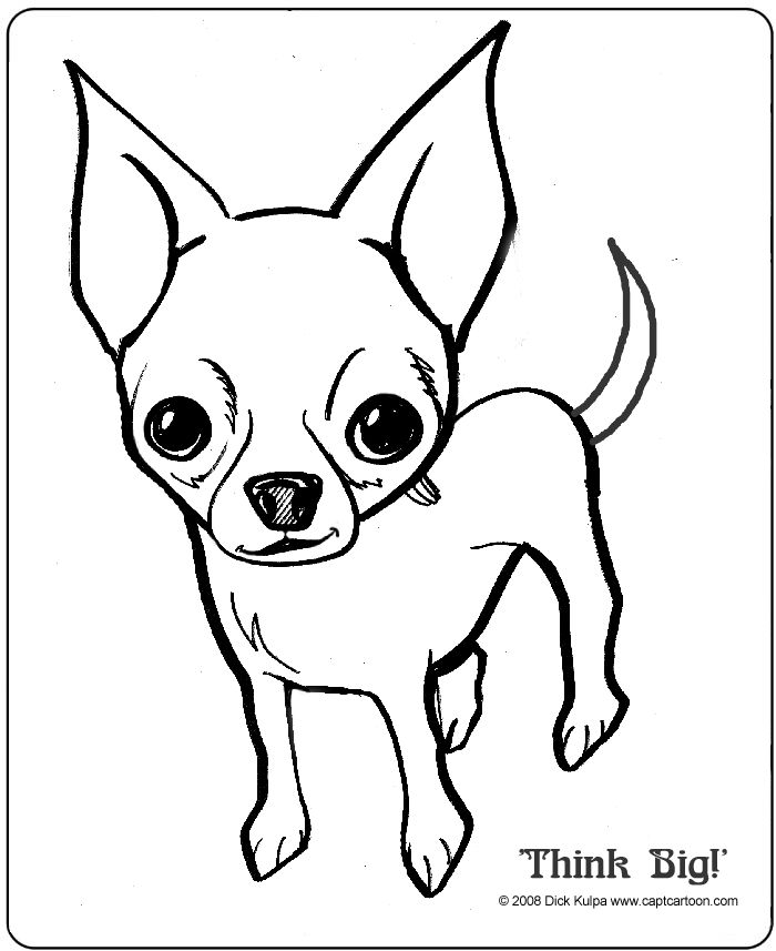 Free Treasure Coloring Pages | Captaain Cartoon Pet Coloring Page - Pit Bull