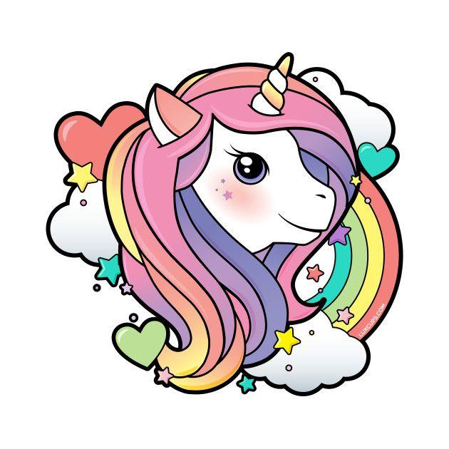 Magical Rainbow Unicorn Unicorn T Shirt Teepublic With