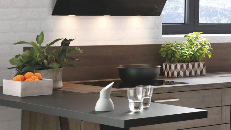 Plaque de cuisson induction Hotpoint pour votre cuisine sur-mesure