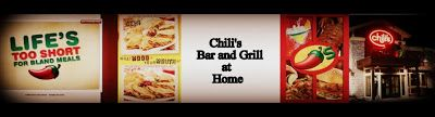 Chili's Bar and Grill Copycat Recipes: August 2011