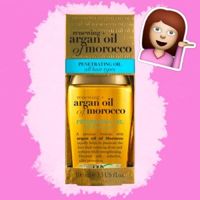 Haaröl Moroccan Argan Penetrating Oil, 7,95 €
