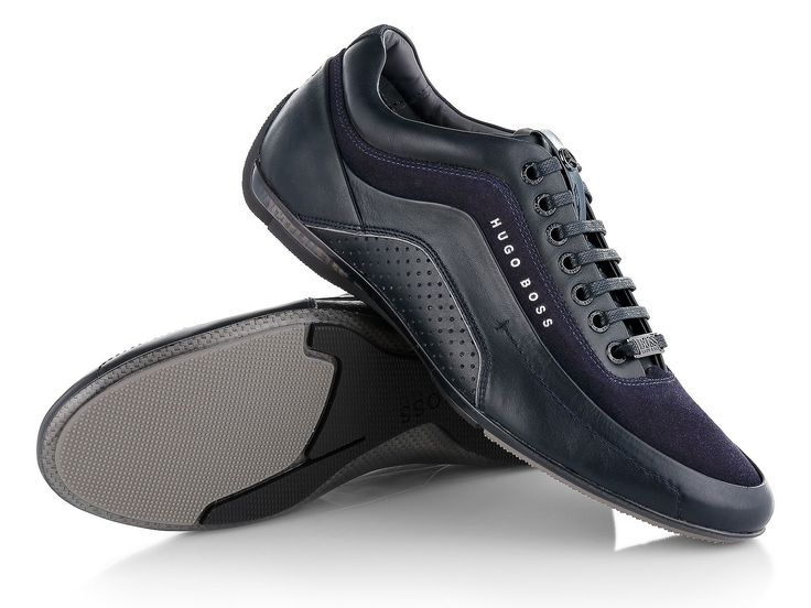 Hugo Boss 50285540 schoenen - blauw